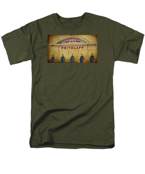 Pritzlaff Men's T-Shirt  (Regular Fit) by Susan  McMenamin