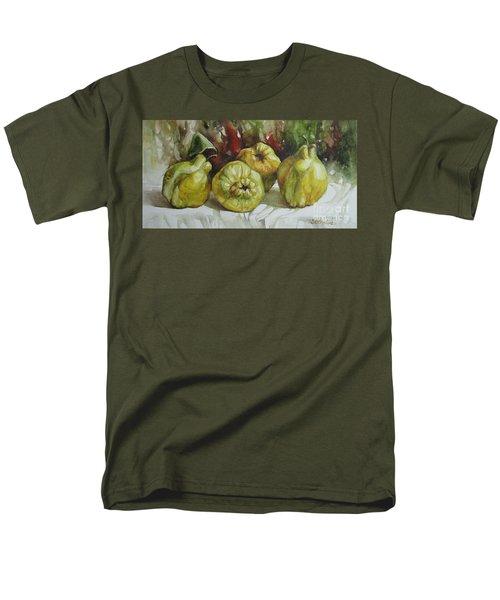Quinces Men's T-Shirt  (Regular Fit)