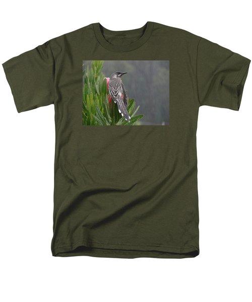 Rainbird Men's T-Shirt  (Regular Fit) by Evelyn Tambour