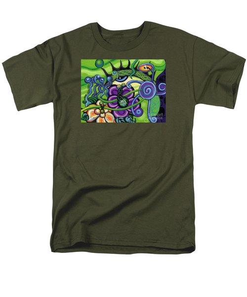Reciprocal Liason Of The Sea II Men's T-Shirt  (Regular Fit)