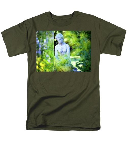 Reflection Men's T-Shirt  (Regular Fit)
