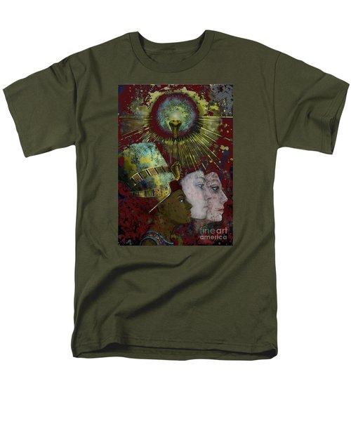 Reincarnate Men's T-Shirt  (Regular Fit) by Carol Jacobs