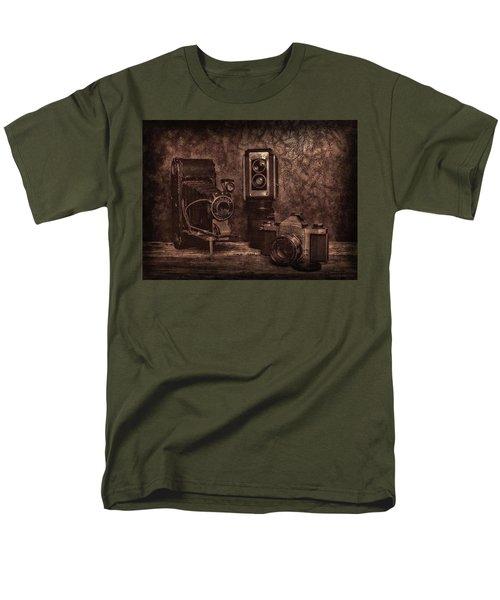 Men's T-Shirt  (Regular Fit) featuring the photograph Relics by Mark Fuller