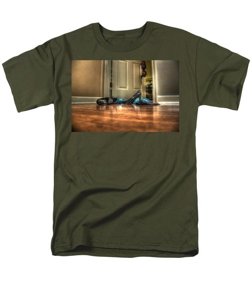 Men's T-Shirt  (Regular Fit) featuring the photograph Rendezvous Do Not Disturb 05 by Andy Lawless
