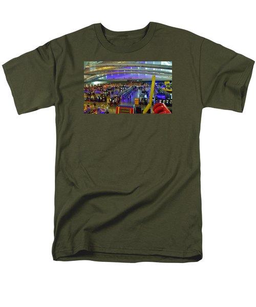 Replay Fx 2015 #1 Men's T-Shirt  (Regular Fit) by William Bartholomew