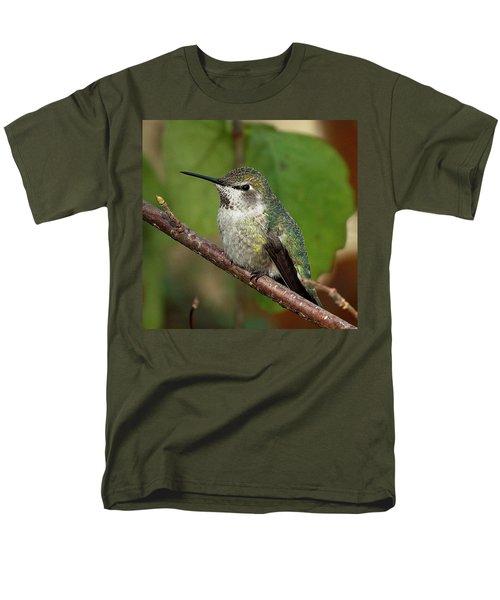 Resting Men's T-Shirt  (Regular Fit) by Sheldon Bilsker