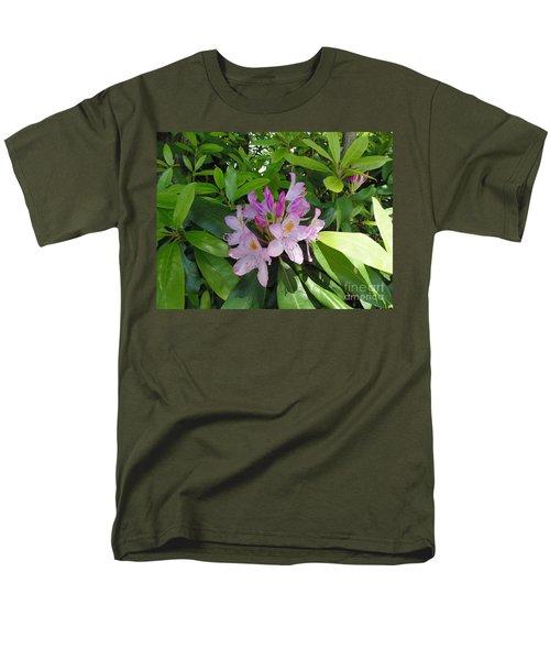 Rhododendron Men's T-Shirt  (Regular Fit)