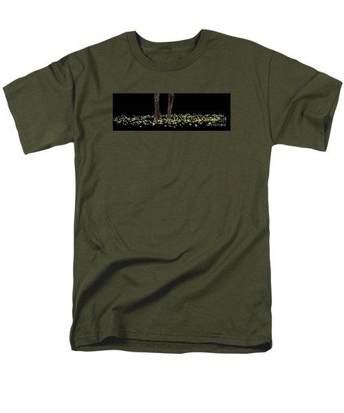 Ring Of Green  Men's T-Shirt  (Regular Fit) by Joe Jake Pratt