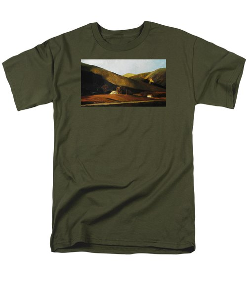 Roadside Men's T-Shirt  (Regular Fit)