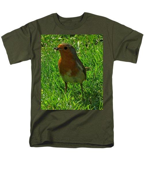 Robin1 Men's T-Shirt  (Regular Fit) by John Topman