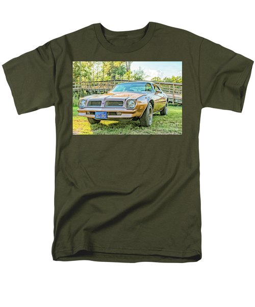 Men's T-Shirt  (Regular Fit) featuring the photograph Rocky Front by Brian Wright