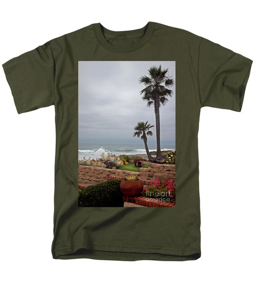 Rosarito Beach Men's T-Shirt  (Regular Fit) by Ivete Basso Photography