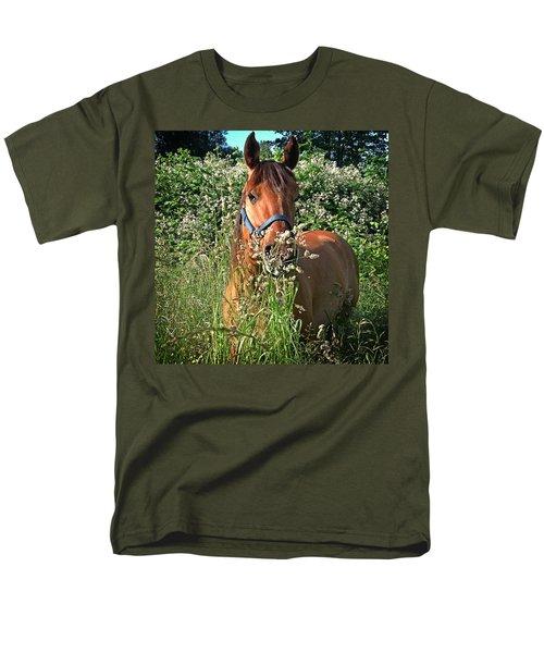 Rosey's Heaven Men's T-Shirt  (Regular Fit) by Michelle Twohig