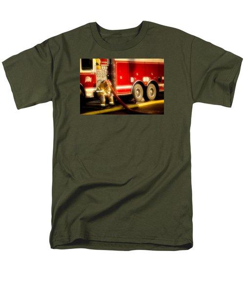 Rough Day Men's T-Shirt  (Regular Fit) by Denis Lemay