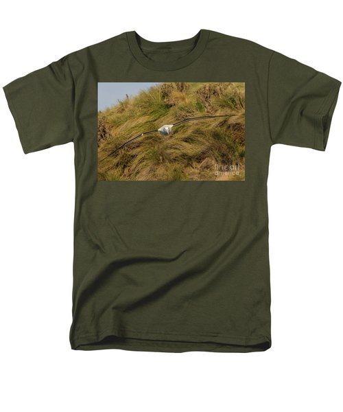 Royal Albatross 2 Men's T-Shirt  (Regular Fit) by Werner Padarin
