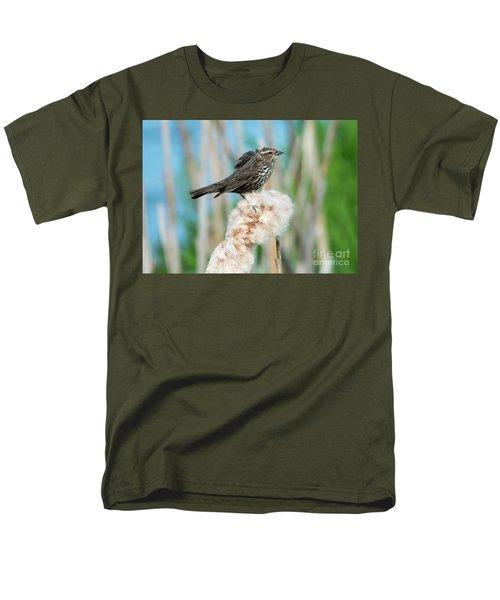 Ruffled Feathers Men's T-Shirt  (Regular Fit)