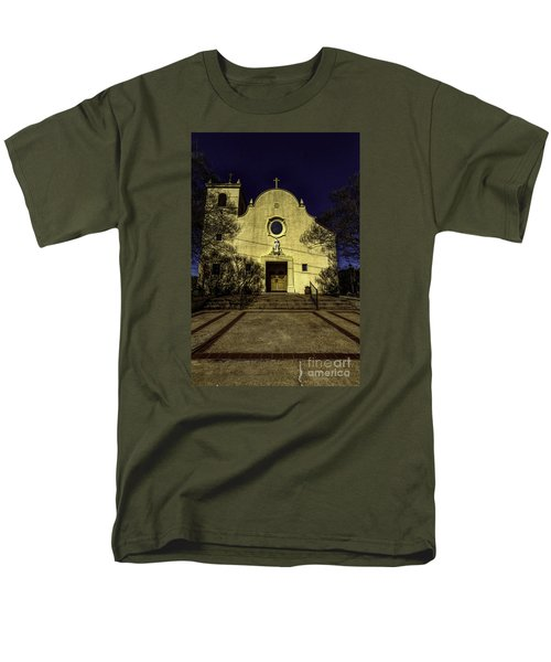 Men's T-Shirt  (Regular Fit) featuring the photograph Saint Johns by Ken Frischkorn