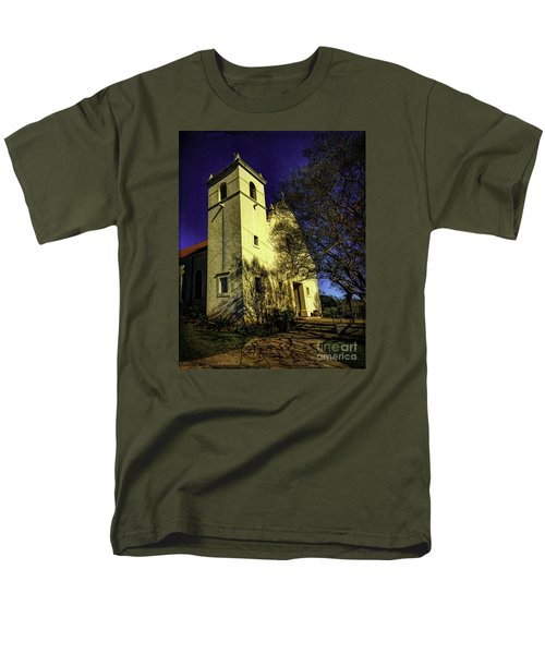 Men's T-Shirt  (Regular Fit) featuring the photograph Saint Johns Two by Ken Frischkorn