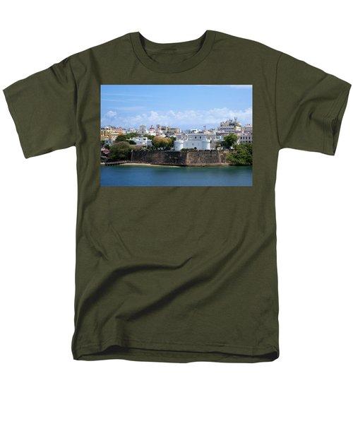 San Juan #1 Men's T-Shirt  (Regular Fit)