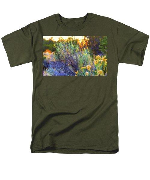 Santa Fe Beauty Men's T-Shirt  (Regular Fit) by Stephen Anderson