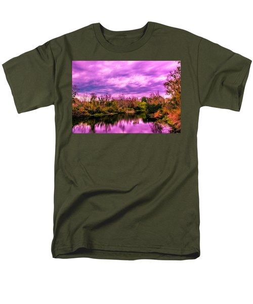 Men's T-Shirt  (Regular Fit) featuring the photograph Sarasota Symphony 2 by Madeline Ellis