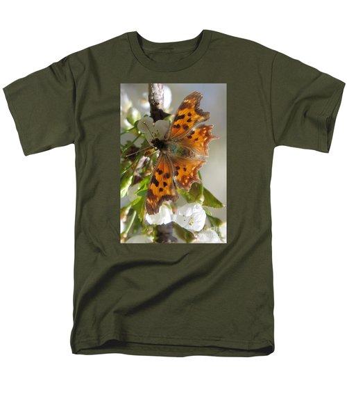 Satyr Comma Men's T-Shirt  (Regular Fit)