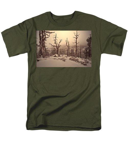 Saving You  Men's T-Shirt  (Regular Fit) by Mark Ross