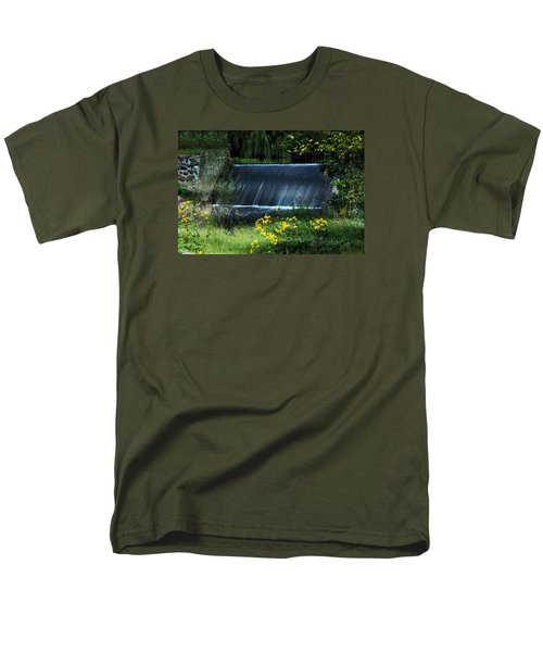 Scandinavia  Dam Men's T-Shirt  (Regular Fit) by Judy  Johnson