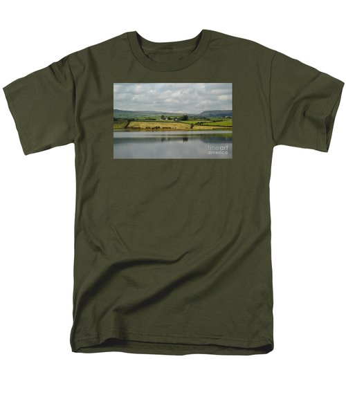 Scenic Scotland Men's T-Shirt  (Regular Fit) by Amy Fearn