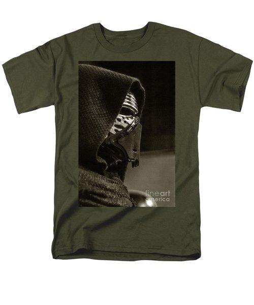 Men's T-Shirt  (Regular Fit) featuring the photograph Screen Worn Kylo Ren by Micah May