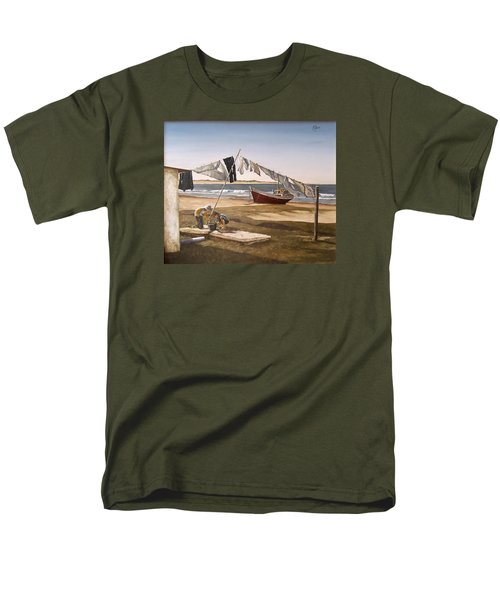 Sea Kids Men's T-Shirt  (Regular Fit)