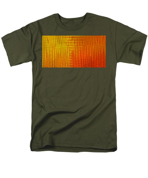 Sea Song Sun Rise Men's T-Shirt  (Regular Fit) by Stephanie Grant