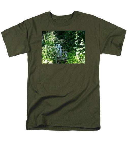 Secret Garden Men's T-Shirt  (Regular Fit) by Tina M Wenger