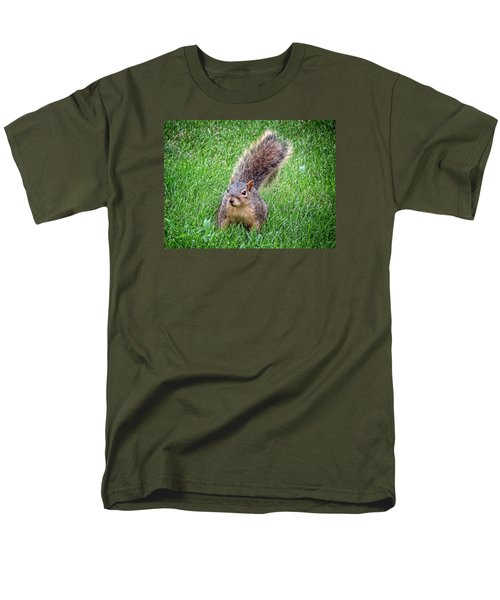 Secret Squirrel Men's T-Shirt  (Regular Fit) by Kyle West