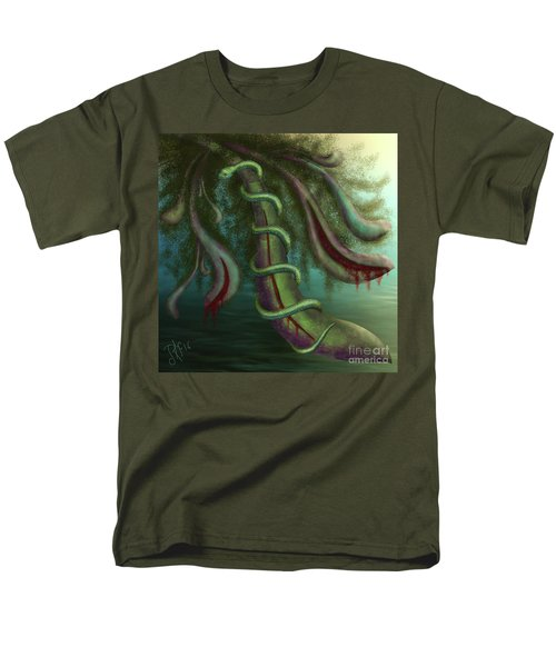 Seed Constrictor Men's T-Shirt  (Regular Fit) by Rosa Cobos