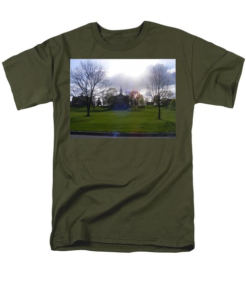 Seminary Ridge Men's T-Shirt  (Regular Fit) by Adam Cornelison