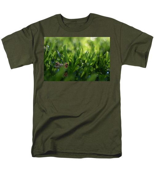 Men's T-Shirt  (Regular Fit) featuring the photograph Serendipity by Laura Fasulo