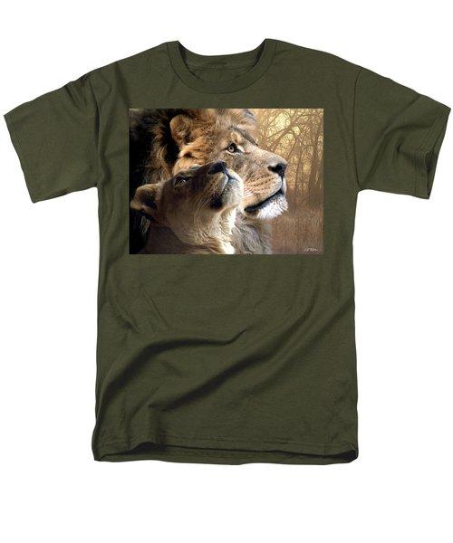 Sharing The Vision Men's T-Shirt  (Regular Fit) by Bill Stephens