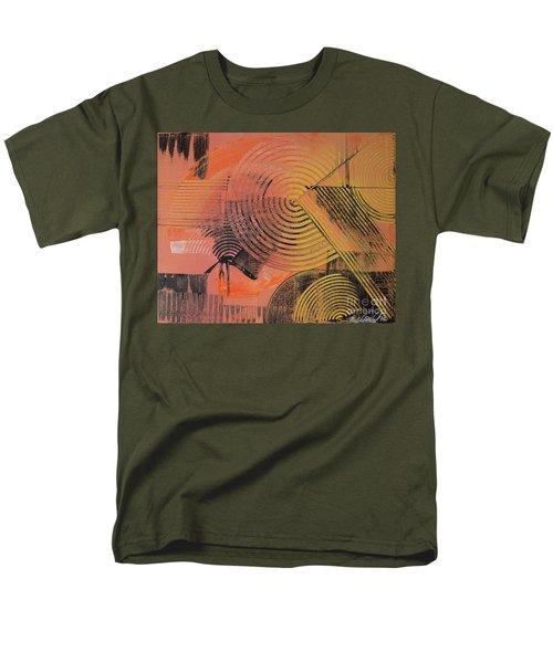 Shimmer Men's T-Shirt  (Regular Fit) by Melissa Goodrich