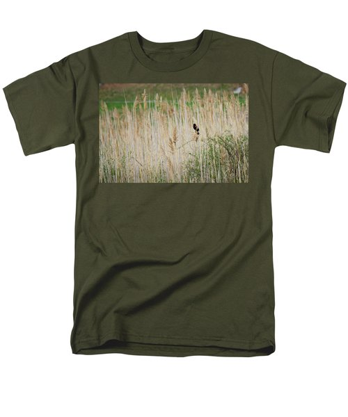 Men's T-Shirt  (Regular Fit) featuring the photograph Sing For Spring by Bill Wakeley