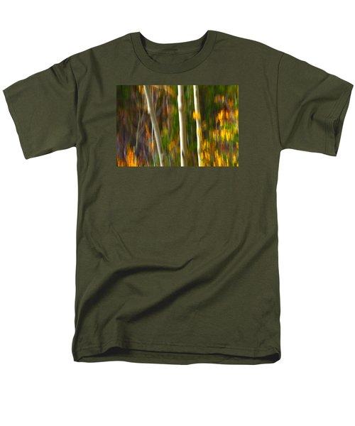 Slipping Through  Men's T-Shirt  (Regular Fit) by Mark Ross