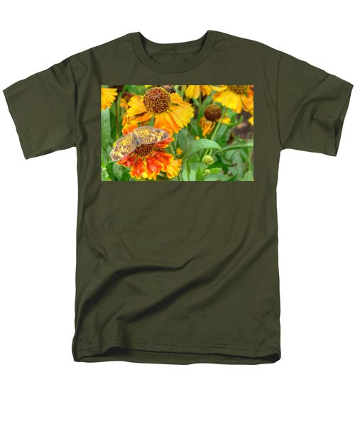 Sneezeweed Men's T-Shirt  (Regular Fit) by Shelley Neff
