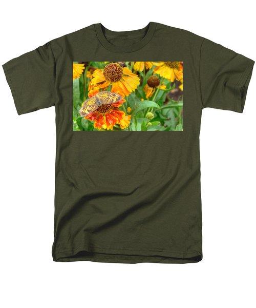 Sneezeweed Men's T-Shirt  (Regular Fit) by Shelley Neff