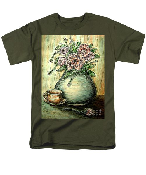 So Serene Men's T-Shirt  (Regular Fit) by Kim Jones
