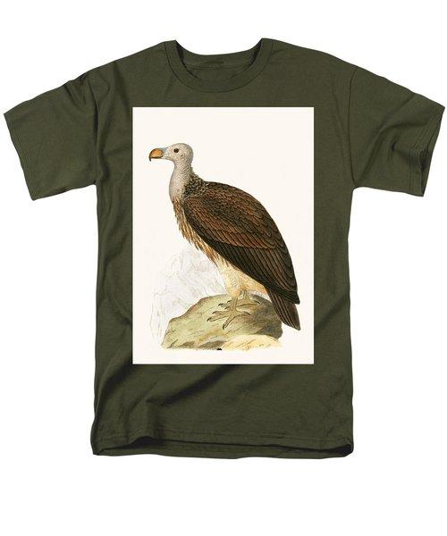 Sociable Vulture Men's T-Shirt  (Regular Fit)
