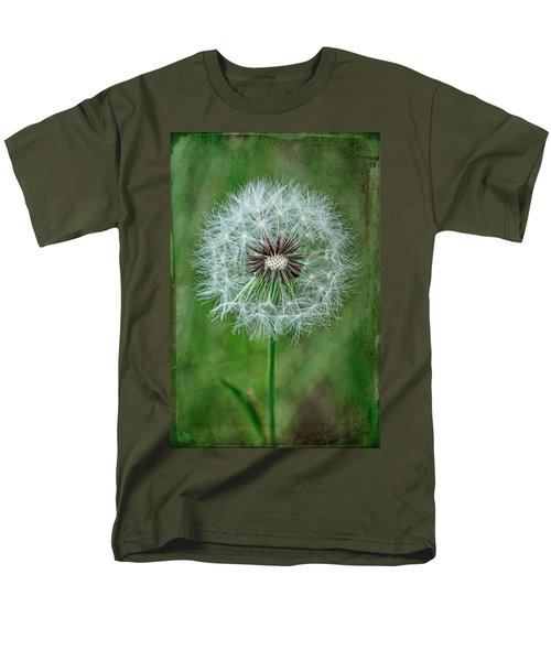 Men's T-Shirt  (Regular Fit) featuring the photograph Softly Sitting by Jan Amiss Photography