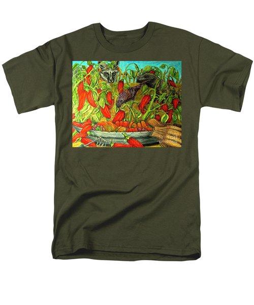 Somebodys Lucky Day Men's T-Shirt  (Regular Fit) by Kim Jones