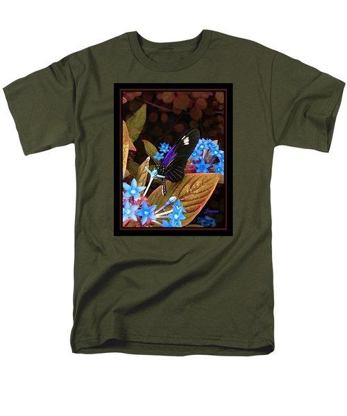 Something Sweet Men's T-Shirt  (Regular Fit) by Steven Lebron Langston