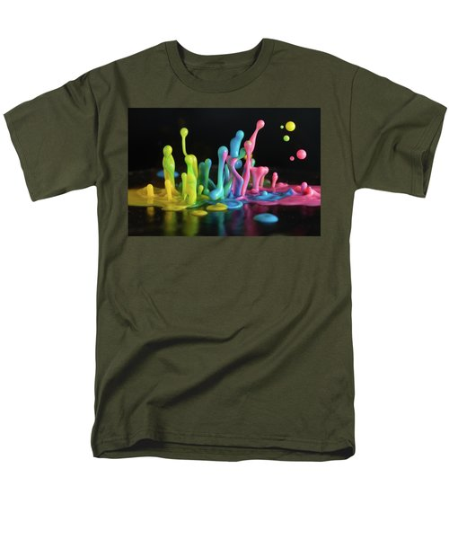 Men's T-Shirt  (Regular Fit) featuring the photograph Sound Sculpture by William Lee