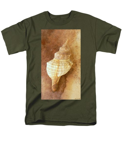 Sounds Of The Sea Men's T-Shirt  (Regular Fit) by Holly Kempe